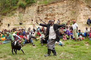 Karombera Village, Rwanda #1