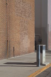 Sidewalk, Locust St, Pomona