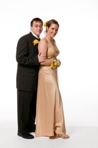 Prom Couple #6003   © Rick Ashley