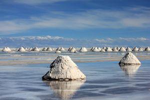 Moonscape – Salar de Uyuni (Bolivia)