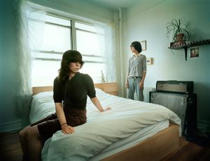 Sarah and Richel, a day after their breakup © Meike Nixdorf