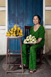 Tran Thi Ngoc Hoa, housewife