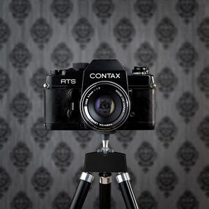 CameraSelfie #61: Contax