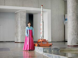 Brilliant Star Rocket, Pyongyang, North Korea, 2017
