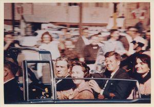 Dallas, 22 Novembre 1963 © Photographes anonymes et amateurs, Lumière des Roses