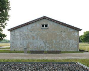 Prisoners' Laundry Room, Sachsenhausen Memorial and Museum, 2016