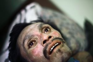 Carlos felt safe to come to die in Oasis where he had lived previously as a patient. © Meeri Koutaniemi