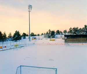 Sports ground, Rauma