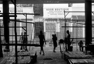 """Marketplace at Dawn"" Fianarantsoa 1995"