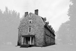 """""""Whitefield House, Nazareth, Pennsylvania"""""""