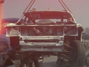 Just a good crash, film still 3, 2016