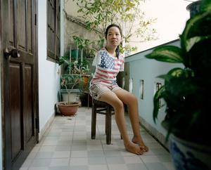 Thuy` Linh. HO CHI MINH CITY, VIET NAM. 2015