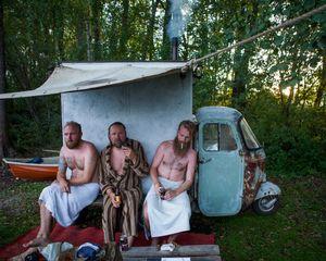 Vespa Sauna