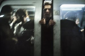 Trying to Open Doors © Bob Mazzer