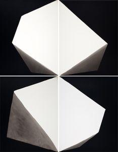 Gevaert Gevarto 48 K, exact expiration date unknown, ca. 1960s, processed in 2013 (#13), 2013 © Alison Rossiter, Yossi Milo Gallery, New York