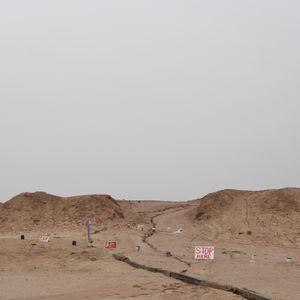 URBAN SPRAWL EMPTINESS-Around Salton Sea