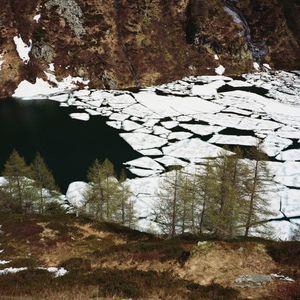 Lake of Laghetto, Alps, Switzerland, 2013 © Antoine Bruy