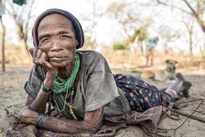Jorge Fernandez Garces - San people of the Kalahari desert | LensCulture