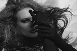 Nicole Kidman, New York 2009 GQ UK © Peter Lindbergh, Courtesy of the Fahey/Klein Gallery, Los Angeles