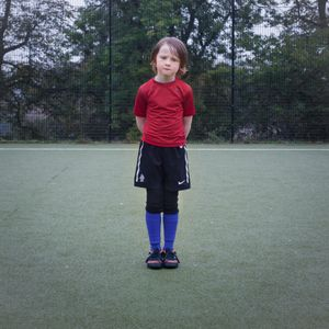 Football Player Age 7
