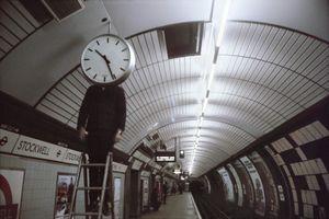 Clockwell © Bob Mazzer
