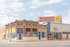 Roadside: American Appliance. Clovis, New Mexico