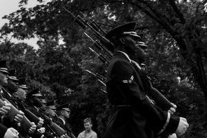 Parade #2. Washington DC