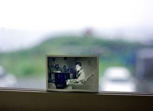 Mother At The Age Of 19 When She Visited Shimofuro© Takahiro Kaneyama