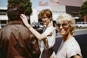 Beverly Hills #13, from the series Rodeo Drive, 1984 © Anthony Hernandez, Thomas Zander