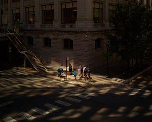 Cross Road Blues (Hubbard St, Chicago)