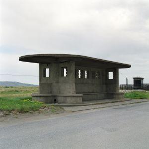 Shelter, Dollymount Strand, North Bull Island, Co. Dublin, 2012