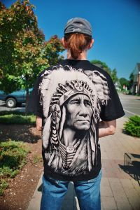American Indian© Susan A. Barnett, 2009