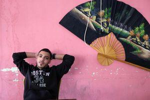 Feras, Nablus, Palestine 2014© Scarlett Coten