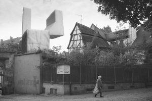 Untitled #6 (Near Heubrücke, Nürnberg, Bavaria) © Hans Gindlesberger