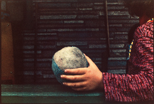 Small Hand and Ball, 1987