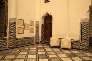 Armchairs, Bahia Palace