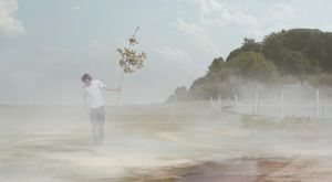 Untitled (dust) © Hans Gindlesberger