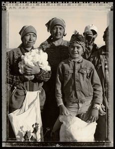 © Radek Skrivanek, Cotton pickers, Kazakhstan