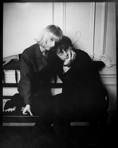 Jane Horrock and Simon Curtis