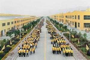 Manufacturing #18, Cankun Factory, Zhangzhou, Fujian Province, 2005 © Edward Burtynsky