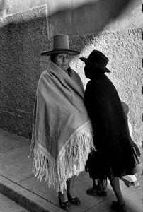 Potosi, Bolivia 1957 © Sergio Larrain, Magnum Photos