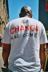 Change © Susan A. Barnett, 2009