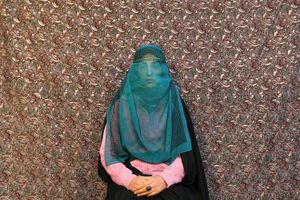 Mournful Women © Ebrahim Noroozi, Nikola Rukaj Gallery