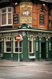 Birmingham, England © Forest McMullin