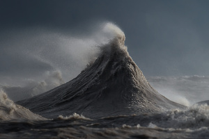 Liquid Mountain
