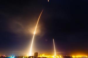 Falcon 9 Has Landed