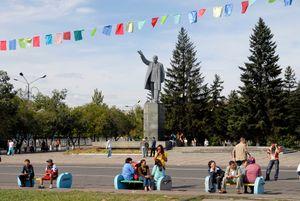 Kyzyl, Russia, 2007 © Nick Hannes