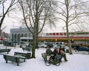 Chinese Chess, Elmhurst, NY.