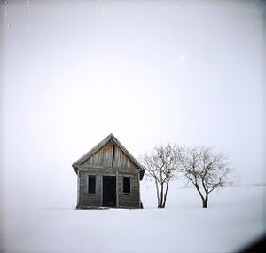 Left cottage (Ditró, Romania, 2008)  © Tamas Paczai