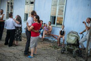 Gagauzia. Moldova republic. Gagauz ethnic people are dancing at a wedding.© Petrut Calinescu
